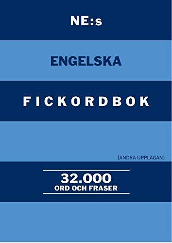 English-Swedish & Swedish-English Dictionary By M. Sjodin