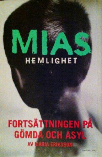 Mias hemlighet By Maria Eriksson