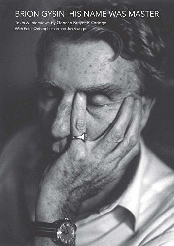 Brion Gysin - His Name Was Master By Other Brion Gysin