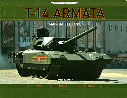 T-14 Armata Main Battle Tank By James Kinnear