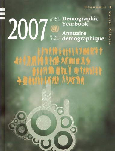 Demographic Yearbook By United Nations