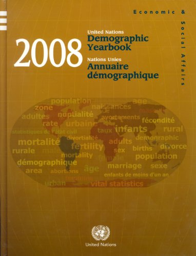 United Nations Demographic Yearbook By United Nations