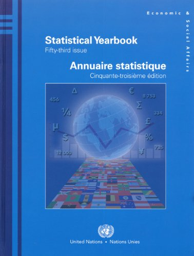 Statistical Yearbook By United Nations