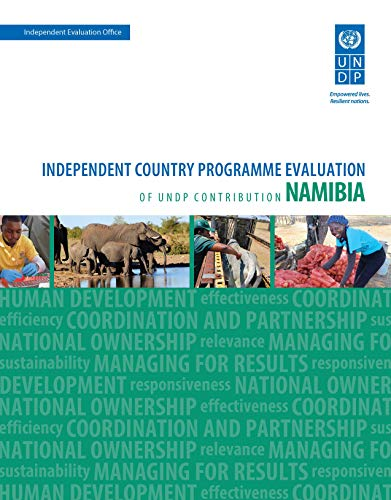 Assessment of development results - Namibia By United Nations Development Programme
