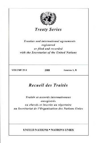 Treaty Series By United Nations