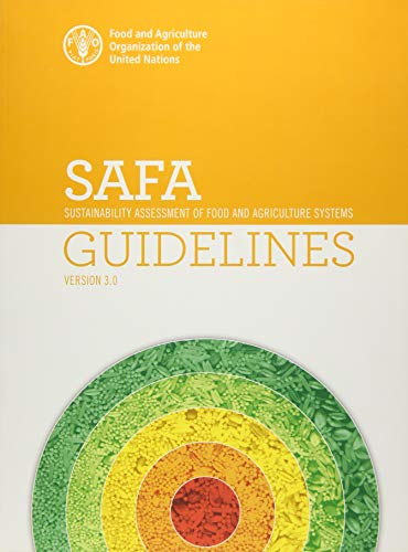 SAFA By Food and Agriculture Organization