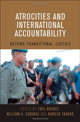 Atrocities and International Accountability By United Nations