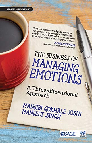 The Business of Managing Emotions By Manjiri Gokhale Joshi