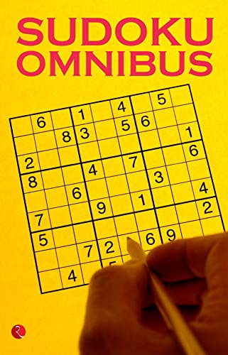SUDOKU OMNIBUS By Rupa Publications