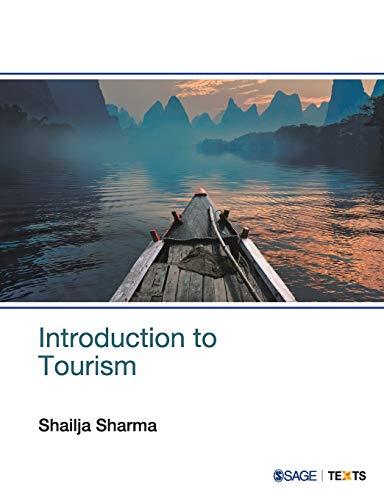 Introduction to Tourism By Shailja Sharma