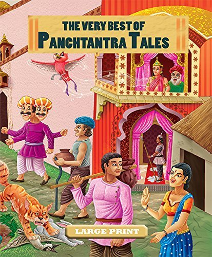 The very best Panchtantra Tales (Panchtantra)