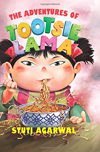 The Adventures of tootsie lama By Stuti  Agarwal