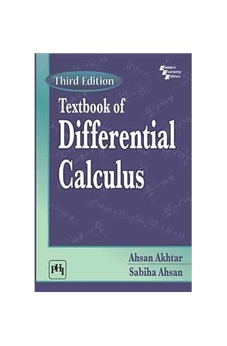 Textbook of Differential Calculus By Ahsan Akhtar