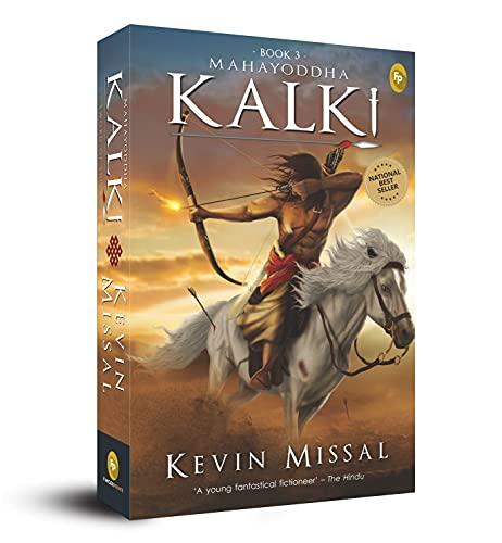 Mahayoddha Kalki: Sword of Shiva (Book 3) By Kevin Missal