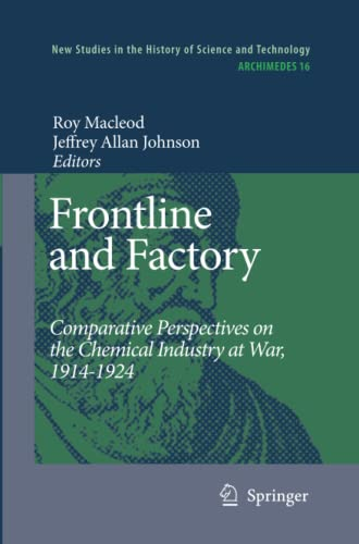 Frontline and Factory By Roy MacLeod