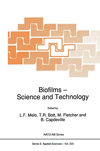 Biofilms - Science and Technology By Luis Melo