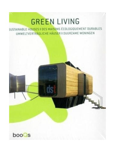Green Living By Philippe de Baeck