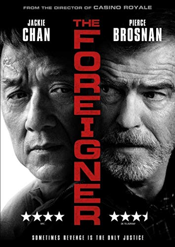 The Foreigner - uncut (Blu-ray)