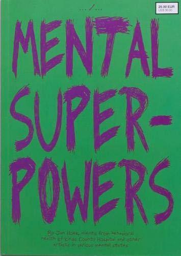 Mental Superpowers By Jan Hoek