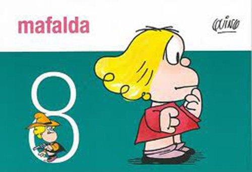Mafalda 8 By Quino