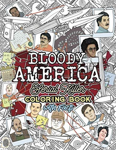 Bloody America By Brian Berry