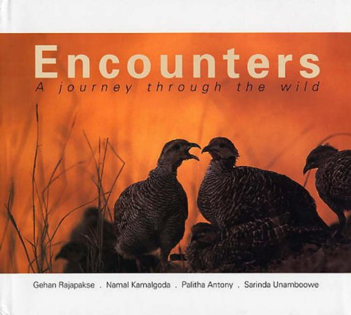 Encounters: A Journey Through The Wild By Sarinda Unamboowe