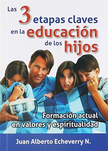 Las 3 etapas claves en la educación de los hijos