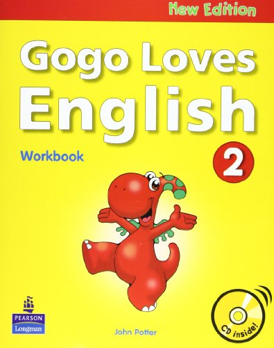 Gogo Loves English WB and CD 2 by Ken Methold