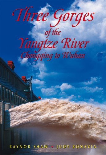 Three Gorges of the Yangtze River By Raynor Shaw