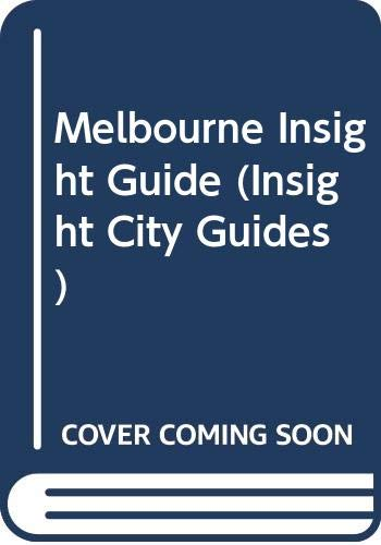 Melbourne Insight Guide by