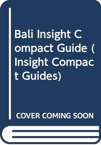 Bali Insight Compact Guide by