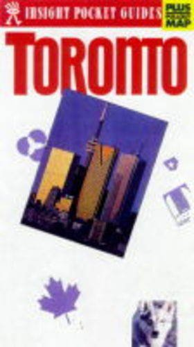 Toronto Insight Pocket Guide By Joanna Ebbutt