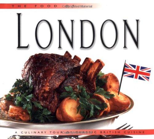 The Food of London By Kathryn Hawkins
