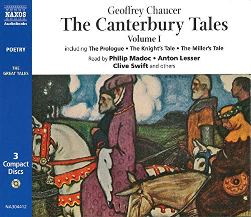 The Canterbury Tales: v. 1 by Geoffrey Chaucer