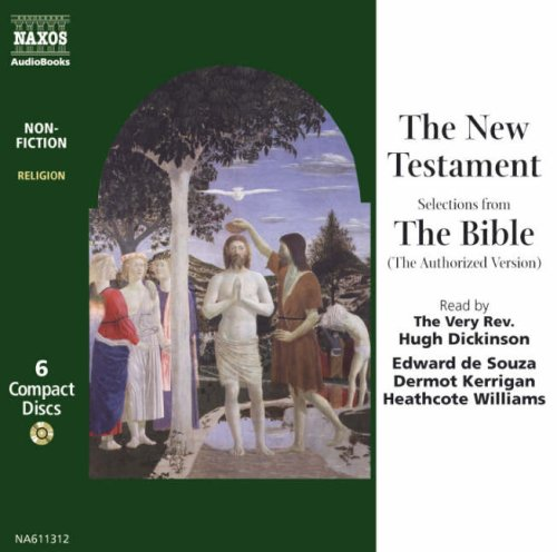 The New Testament: Authorised Version by Hugh Dickinson