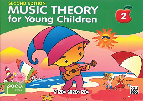 Music Theory for Young Children - Book 2 von Ying Ying Ng