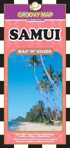 Groovy Map 'n' Guide Samui (2011) By Aaron Frankel
