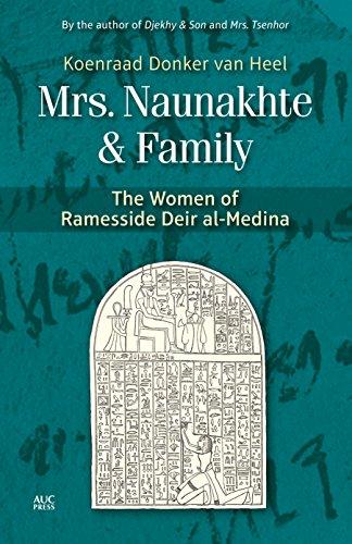 Mrs. Naunakhte & Family By Koenraad Donker van Heel