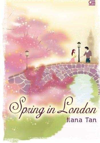Spring in London By Ilana Tan