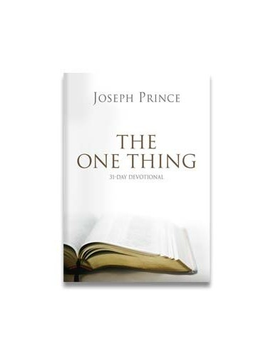 One Thing By J Prince