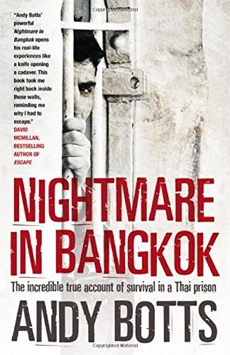 Nightmare in Bangkok By Andy Botts