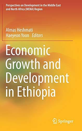Economic Growth and Development in Ethiopia By Almas Heshmati