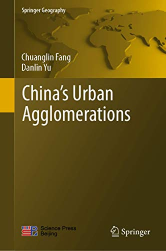 China's Urban Agglomerations By Chuanglin Fang
