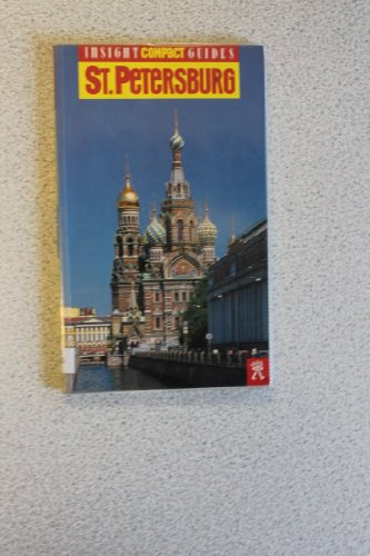 St Petersburg Insight Compact Guide By Leonid Bloch