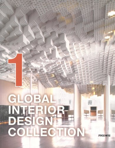 Global Interior Design Collection Vol 1 By Ciliang Che