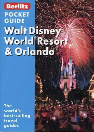 Walt Disney World Berlitz Pocket Guide By Jennie Hess