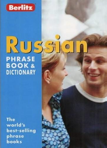Russian Berlitz Phrase Book and Dictionary