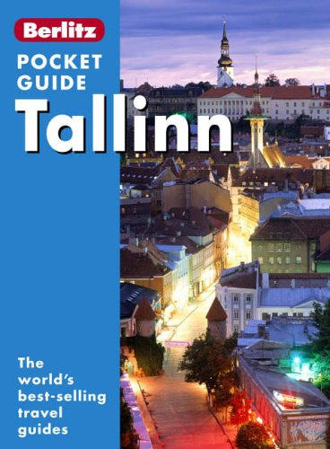 Berlitz: Tallinn Pocket Guide by