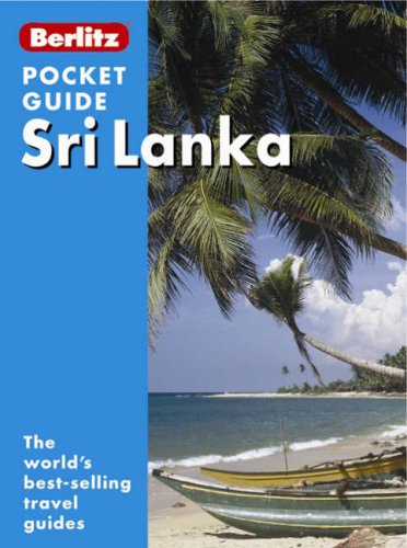 Sri Lanka Berlitz Pocket Guide (Berlitz Pocket Guides)