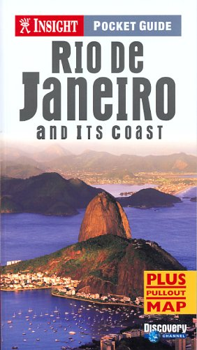Rio de Janeiro Insight Pocket Guide By Liz Wynne-Jones